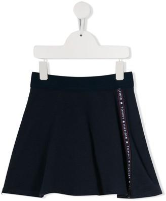 Tommy Hilfiger Junior Logo Mini Skirt