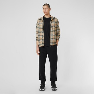 Burberry Vintage Check Technical Twill Track Top