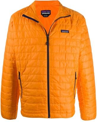 Patagonia Nano logo puffer jacket