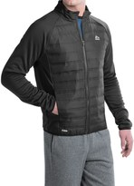 RBX Tech Quilted-Front Hybrid Jacket (For Men)