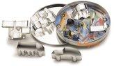 Kitchen Craft 7-Transport Cutters With Metal Storage Tin