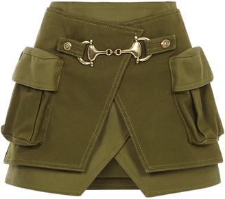 Balmain Paris Mini Skirt