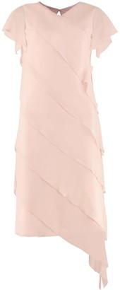 Max Mara Bamby Georgette Dress