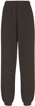 Rotate by Birger Christensen Tapered-Leg Cotton Track Pants