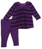 Splendid Baby Girl Fashion Stripe Set