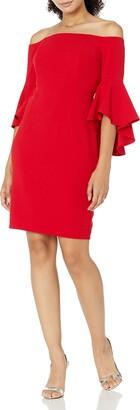 Calvin Klein Women's Petite Special Occasion Party Dress