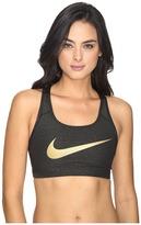 Nike Pro Classic Swoosh Medium Support Sports Bra