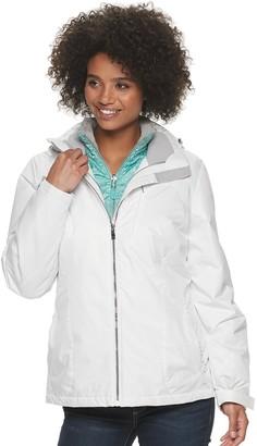 ZeroXposur Women's Verona 3 in 1 Systems Jacket