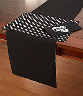 Kate Spade Ampersand Reversible Table Linens