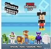 Disney Crossy Road Mini Figures - 7 Pack