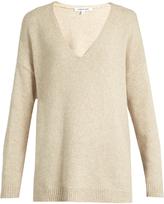 Elizabeth and James Barrett wool-blend knit sweater