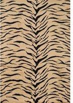 Alexander Home Jungle Tiger Print Rug (3' x 5')