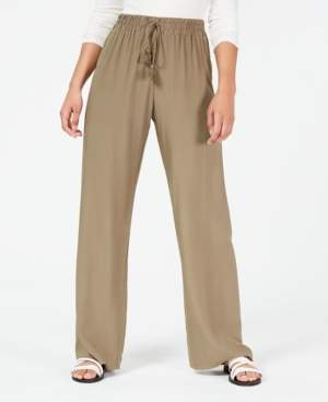 BeBop Juniors' Wide-Leg Soft Pants
