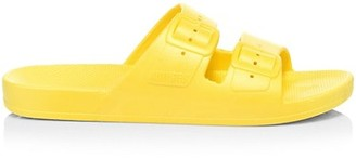 Freedom Moses Two-Strap Slides