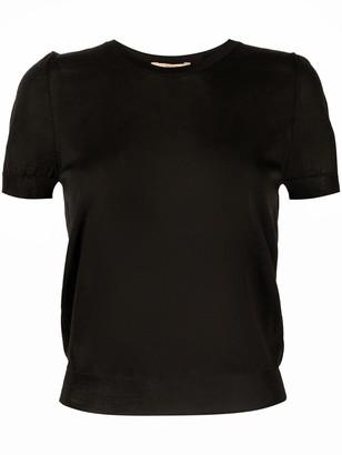 Nuur fine knit T-shirt
