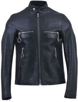 Balenciaga Shrunk Leather Jacket