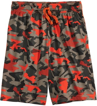 Boys 4-12 Jumping Beans Abstract Active Shorts
