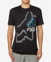 Fox Men's Worn Low Logo-Print T-Shirt