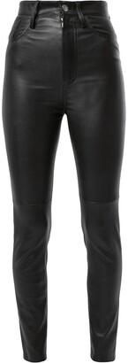 Jitrois High Rise Skinny Trousers