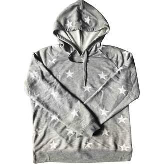 Zoe Karssen Grey Cotton Knitwear for Women