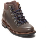 Tommy Hilfiger Leather And Suede Hiking Boot