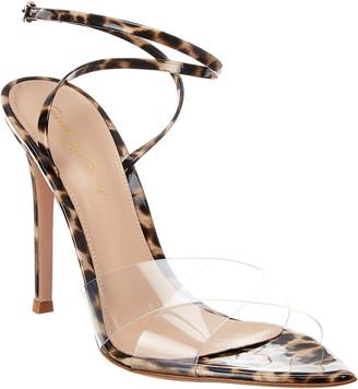 Gianvito Rossi Ankle Strap Patent Sandal