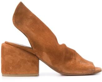 Marsèll Open-Toe Slip-On Sandals