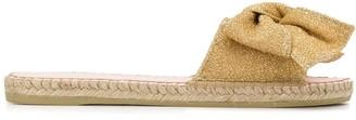 Manebi Bow Detail Slides