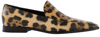 Dries Van Noten Animal print Loafers