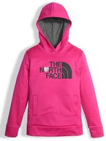 The North Face Girl's Surgent Fleece Pullover Hoodie