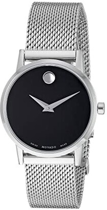 Movado Museum Classic - 0607220 (Silver) Watches