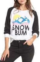 Wildfox Couture Snow Bum Sweatshirt