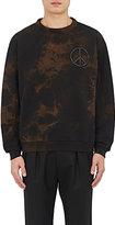 Acne Studios Men's Fint Peace Cotton Sweatshirt