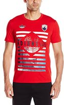 adidas Men's Badge Tee