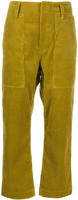 Sofie D'hoore porter cropped trousers