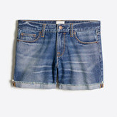 "J.Crew Factory 3"" Lexi wash denim short"