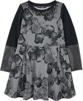Miss Blumarine Heavy fleece dress