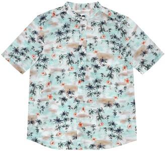 Bonpoint Noah printed cotton-voile shirt