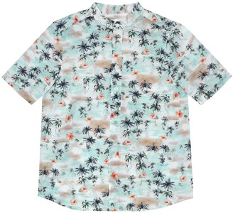Bonpoint Noah printed cotton-voile shirt