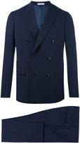 Boglioli two piece suit - men - Acetate/Cupro/Virgin Wool - 48