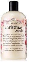 philosophy Christmas Cookie Shampoo, Shower Gel & Bubble Bath - 16 oz