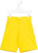 Fendi casual long shorts - kids - Cotton/Spandex/Elastane - 3 yrs