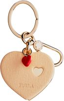 Furla Venus keyring doppio cuore