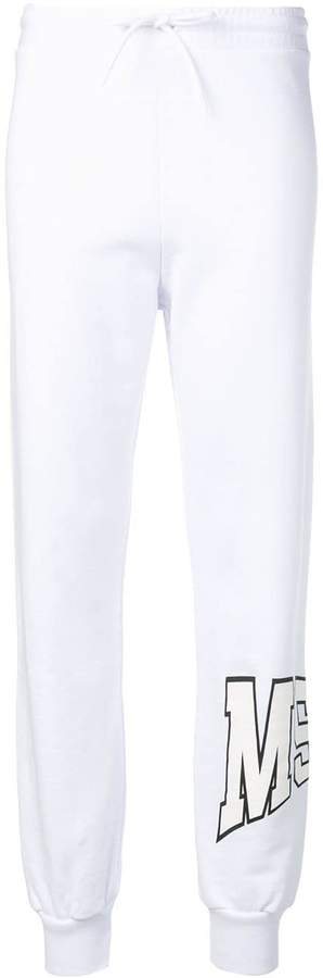 MSGM tracksuit trousers