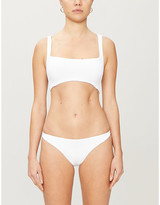 Hunza G Xandra striped bikini