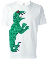Paul Smith 'Dino' print T-shirt