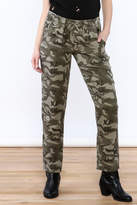Velvet Heart Tencel Camo Pants