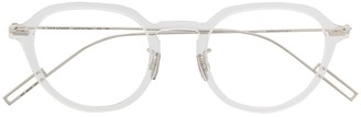 Christian Dior Clear Frame Glasses