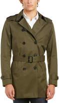 Sandro Magnetic Coat