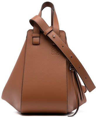 Loewe small Hammock tote bag